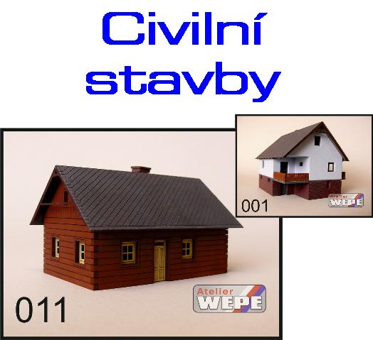 Civilní stavby